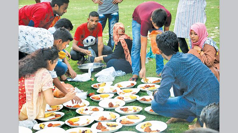 Harmony, camaraderie mark Iftar parties on RU campus