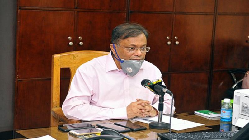 Abstain from 'lying politics' in Ramadan: Hasan Mahmud to BNP