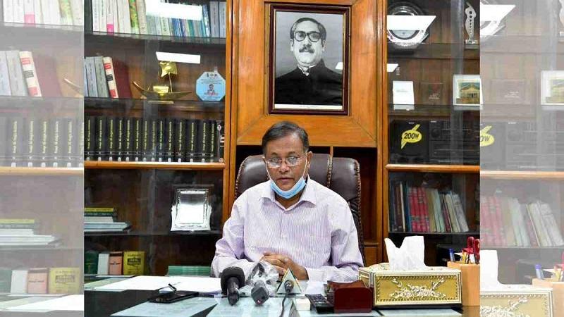 Hasan slams BNP leaders for comments on coronavirus