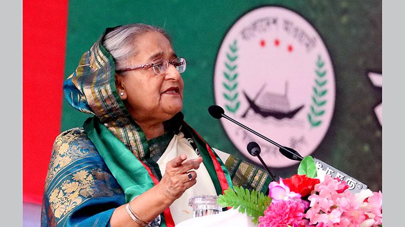 Govt to see if any plot involved, says Hasina