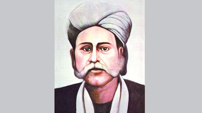 Hason Raja's 95th death anniv today