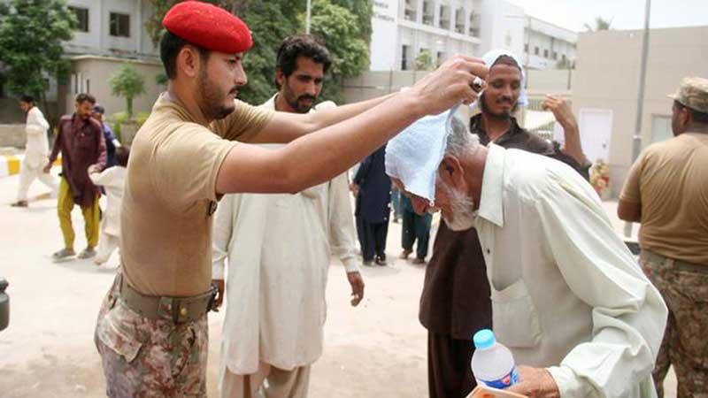 Heatwave kills 65 in Pakistan