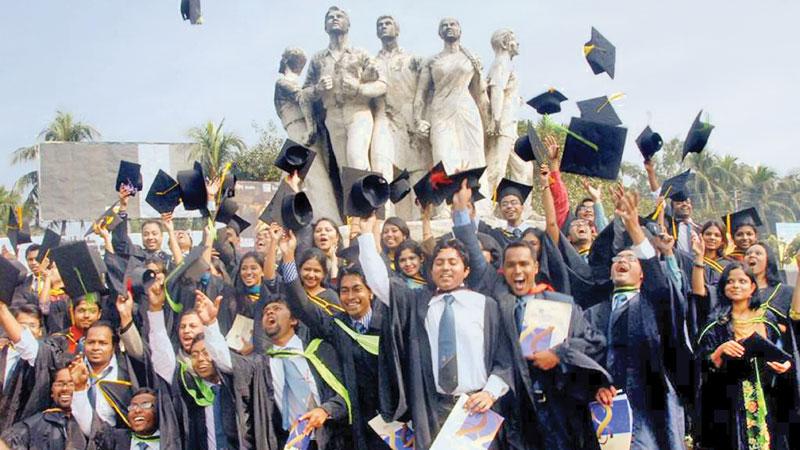 higher education ensures better life