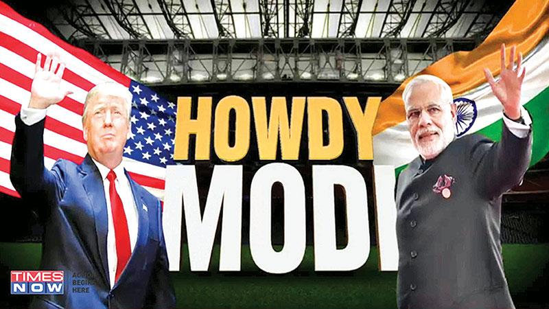 Howdy Modi?