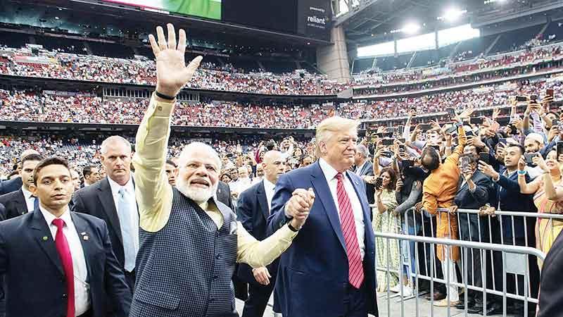 Time for decisive war against terror supporters: Modi