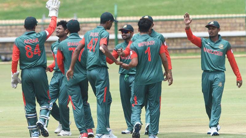 ICC U-19 World Cup: Bangladesh to face Scotland on Tuesday