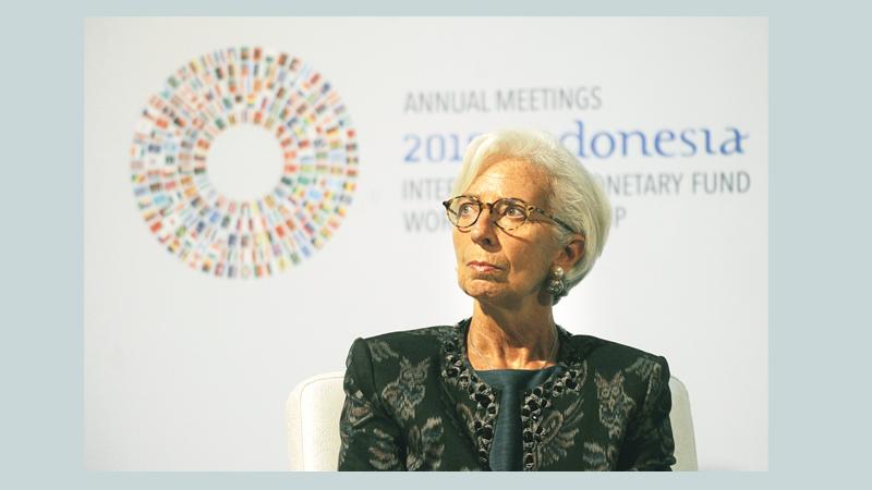 Leaders need to fix broken economic models: IMF chief