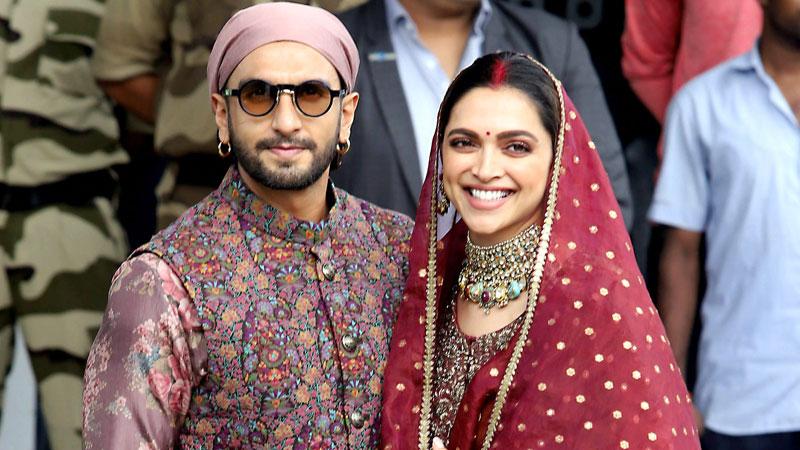 Deepika Padukone, Ranveer Singh's stylish couple fashion looks