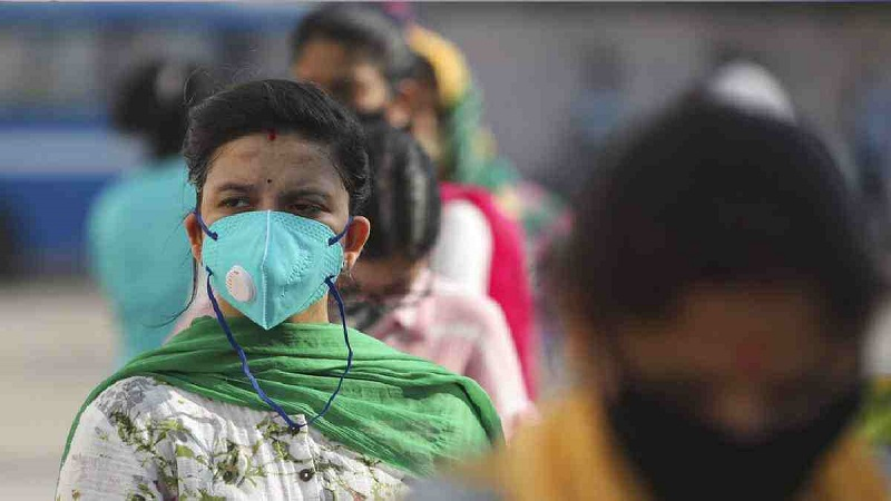 India's coronavirus case surpasses 5 mln