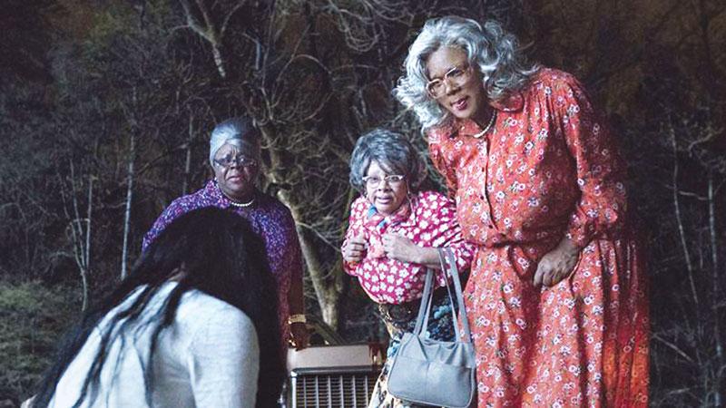 Jamuna Blockbuster showing comedy horror 'Boo 2! A Madea Halloween ...