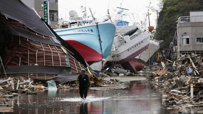 Global warming hikes risk of landslide tsunamis: Study
