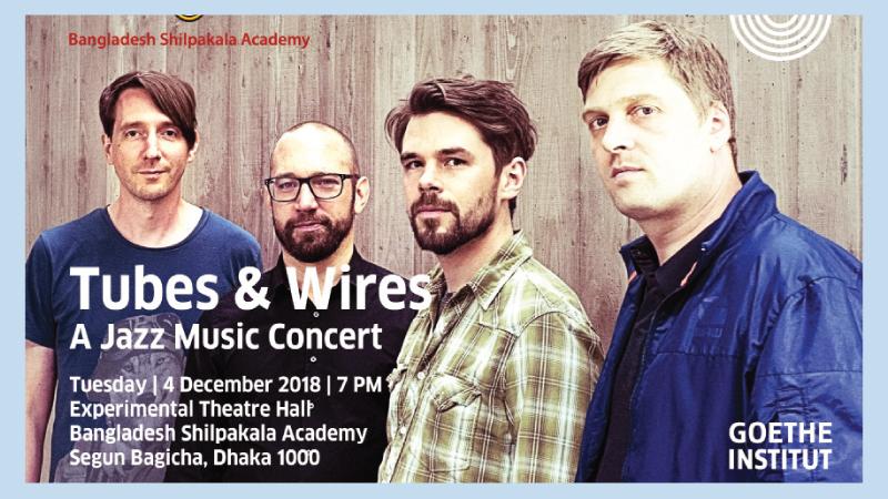 Jazz music concert at Shilpakala Academy tomorrow