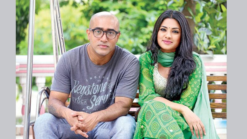 Jon and Tisha together now in Eid tele-drama