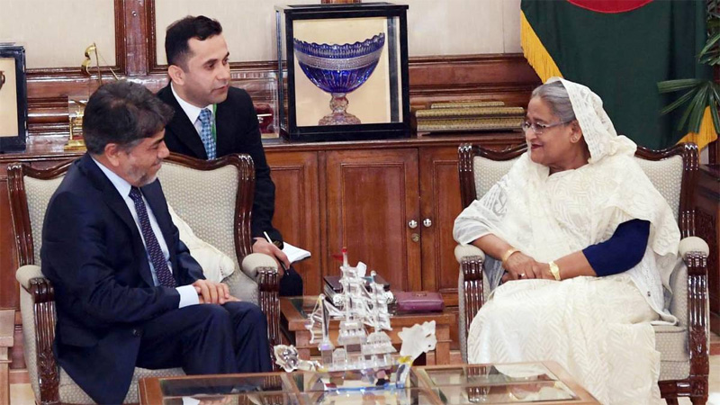 Afghan for reopening Bangladesh mission in Kabul
