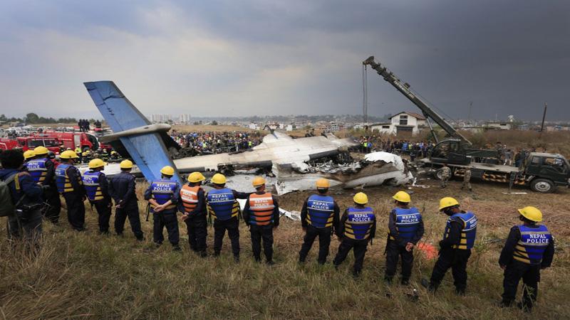 US-Bangla plane crash: Death toll climbs to 51