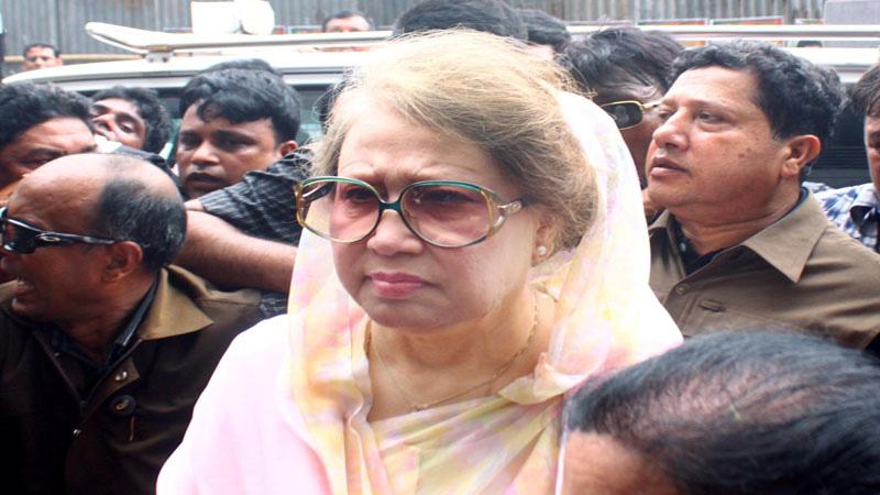 Narail court denies Khaleda's bail plea