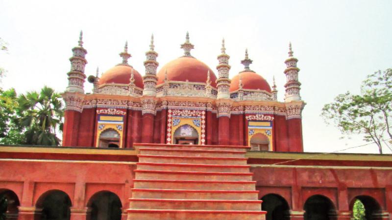 Karapur Miah Bari Mosque | theindependentbd.com