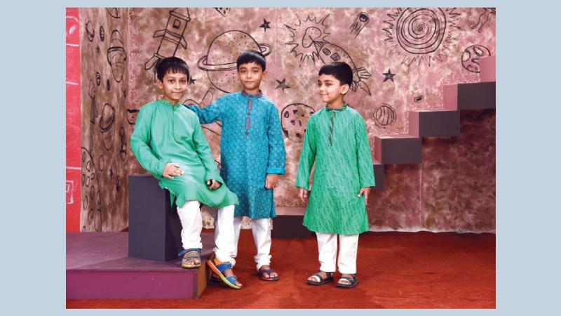 Kay Kraft brings Eid attires for kids
