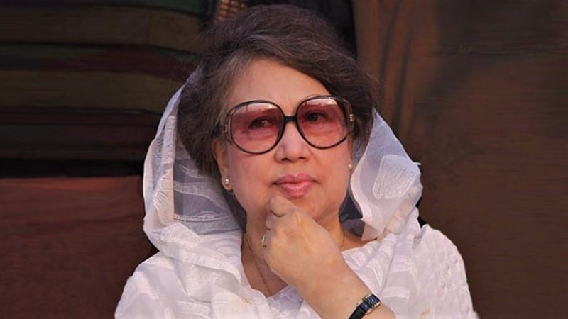 Khaleda Zia takes 1st dose of Covid-19 vaccine