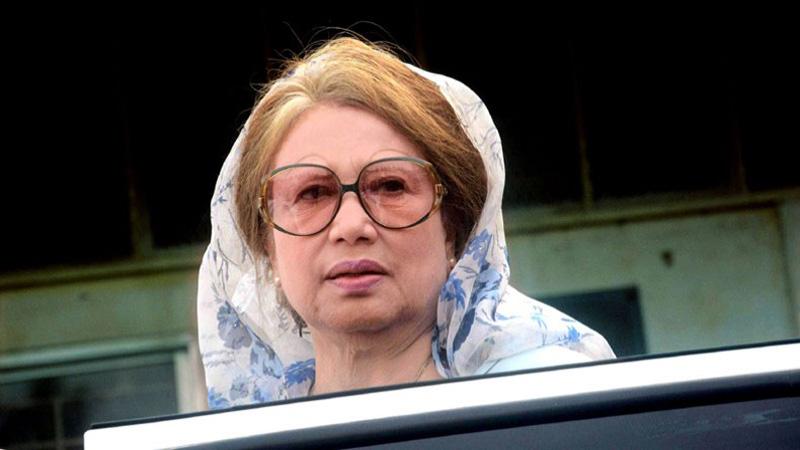 Zia Charitable graft case: Khaleda's bail extended till Oct 14