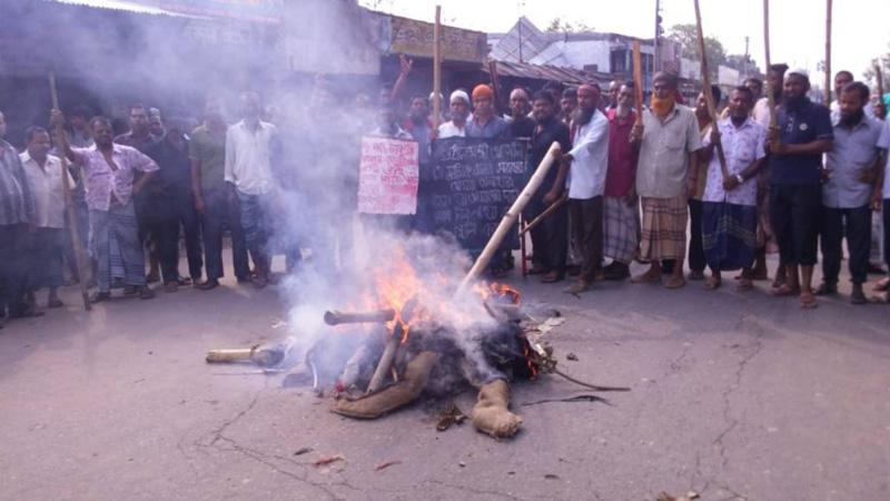 Jute mill workers' 96-hour strike underway