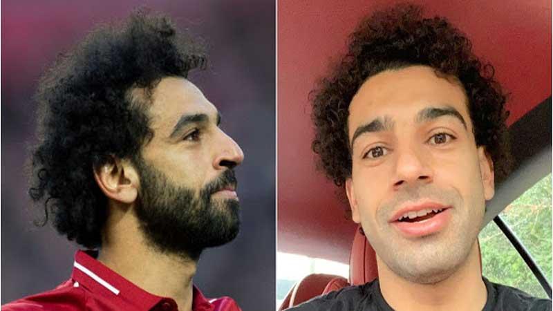 Salah ditches iconic beard