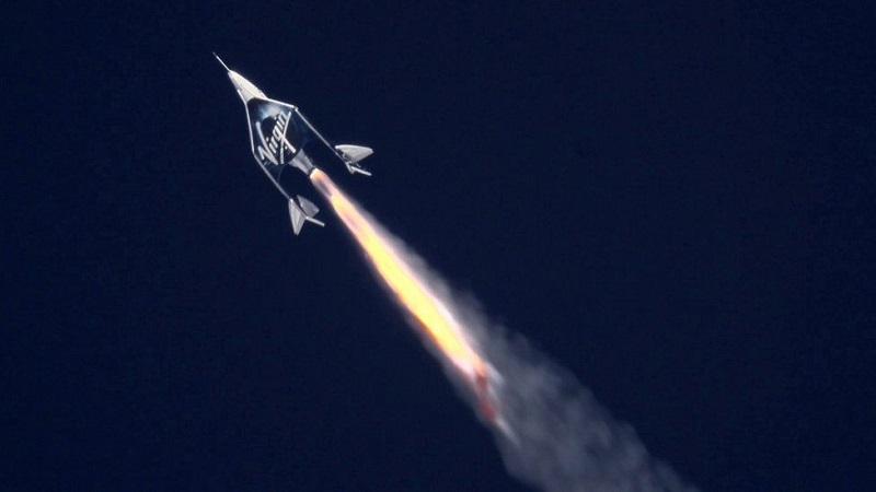 Sir Richard Branson: Space flight will be 'extraordinary'