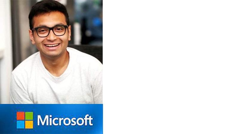 Microsoft's Bangladeshi engineer developing portal to help unprivileged children