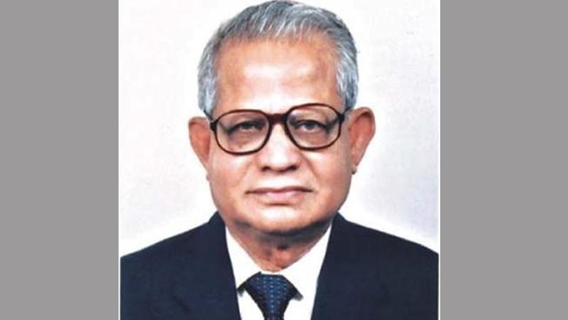 Lest we forget Prof M.A. Momen