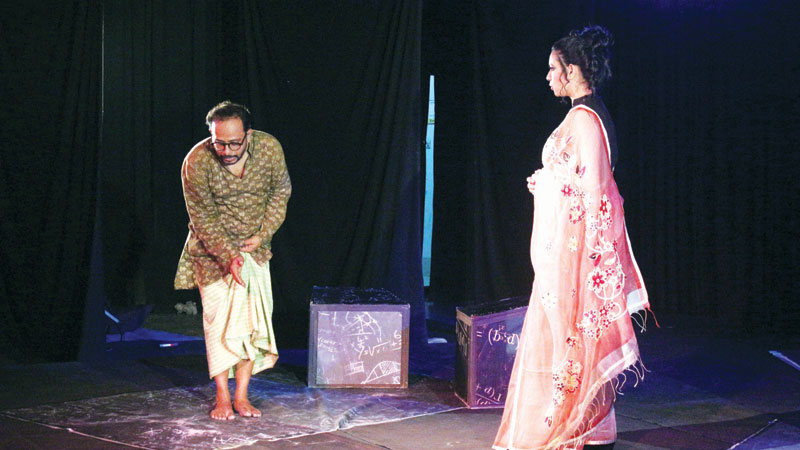 Mad Theatre to stage 'Naddiyo Natim' at Shilpakala Dec 12