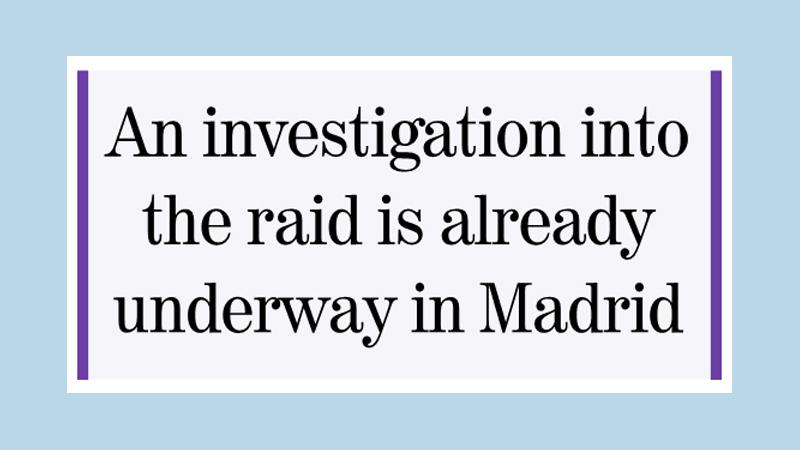 Madrid embassy raid a 'grave terrorist attack': North Korea