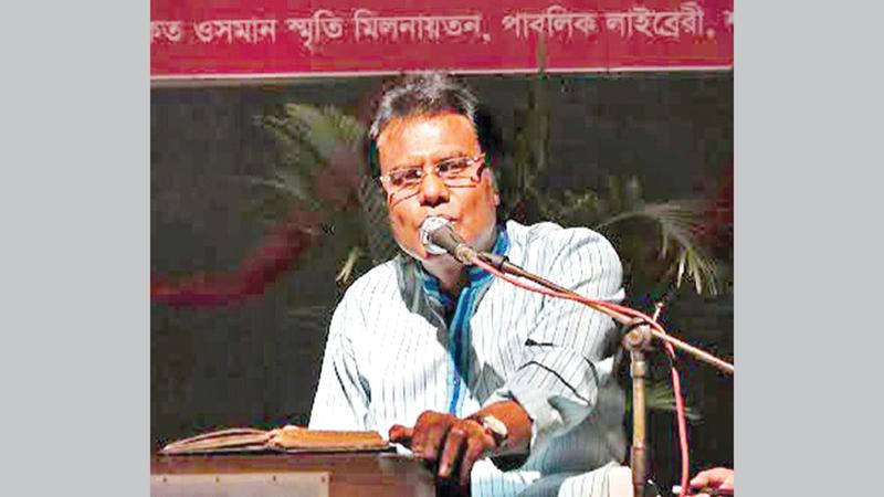 Mahadeb Ghosh to perform today
