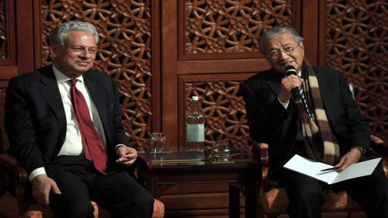 No need for life imprisonment for corrupted people: Mahathir