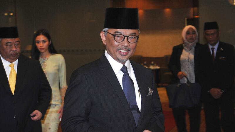 Malaysian royals pick new king