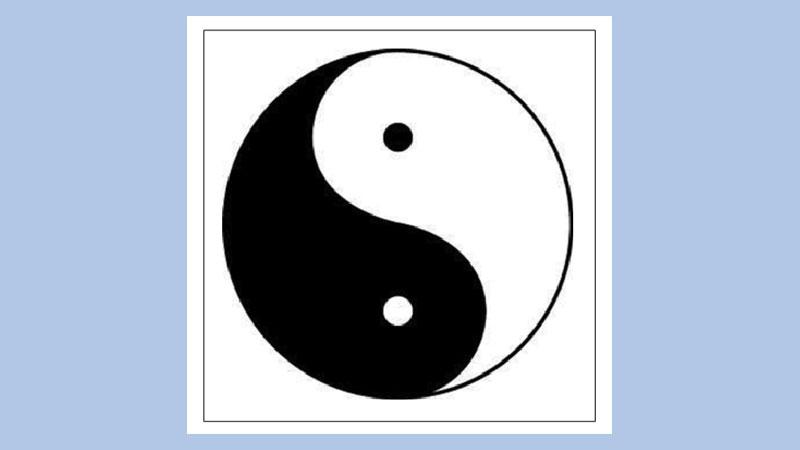 Man and machine: A dualism like Yin and Yang