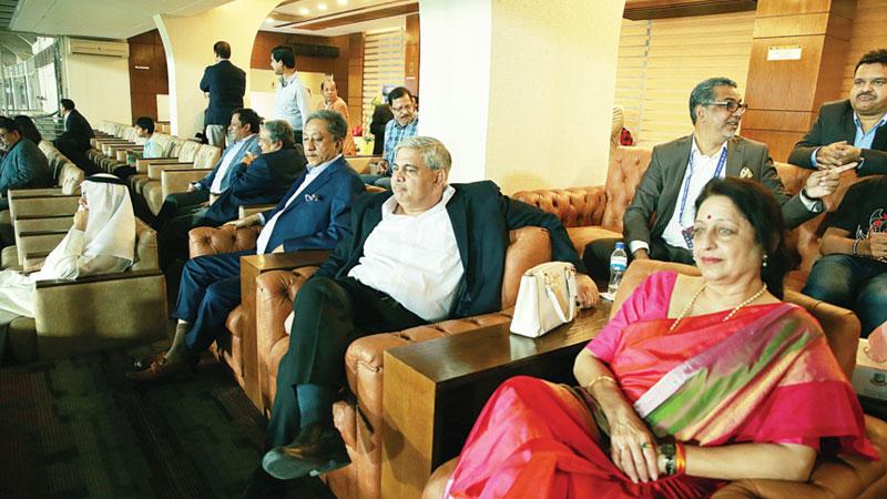 Manohar lauds Bangladesh cricket