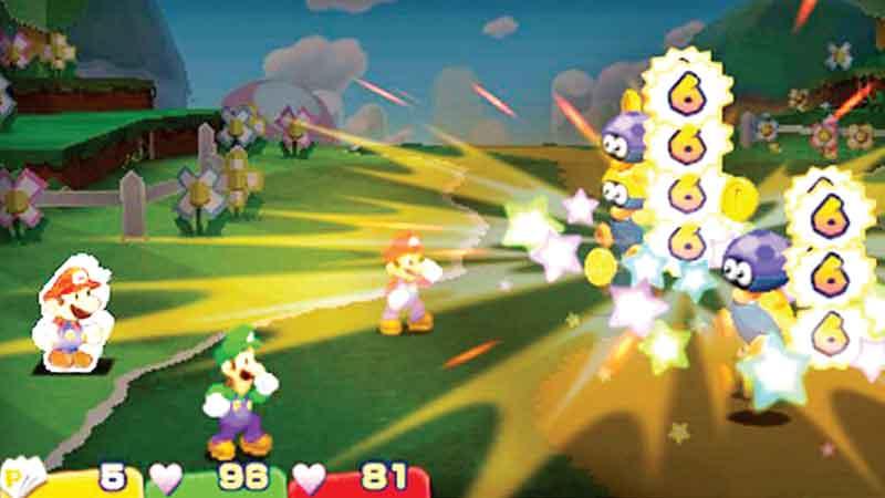Mario Luigi Paper Jam Review Theindependentbd Com