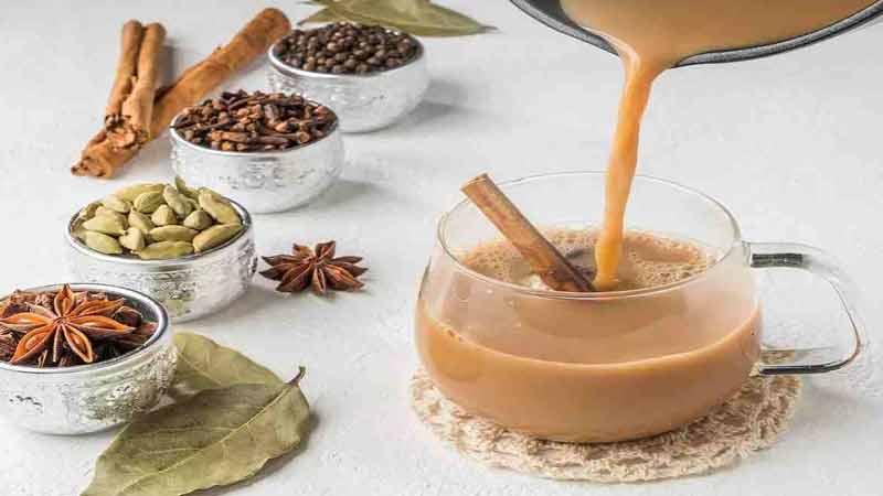 Masala tea for improving immunity