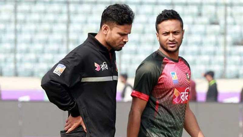 Mash confident of Tiger's chances despite Shakib's absence