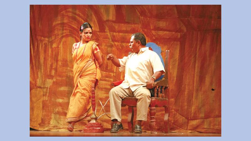 Aranyak Natyadal to stage 'Mayur Singhasan' today