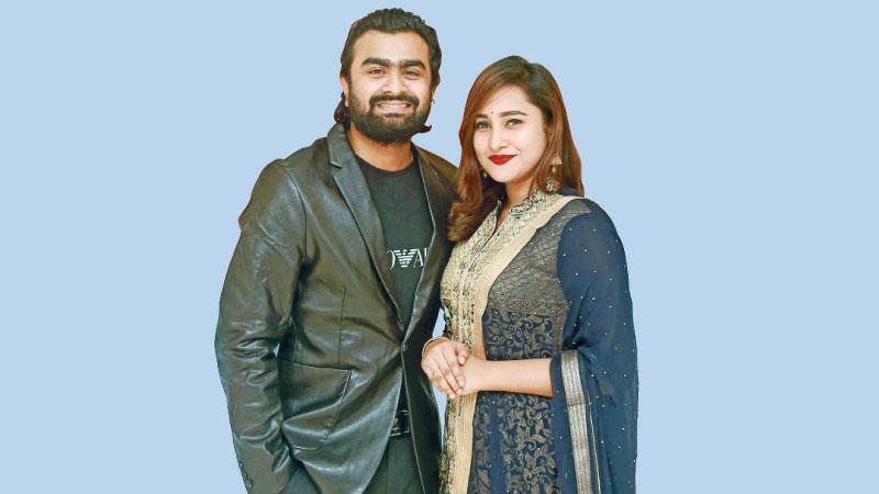 Newbie Anishaa joins Imran in 'Megheri Khame'