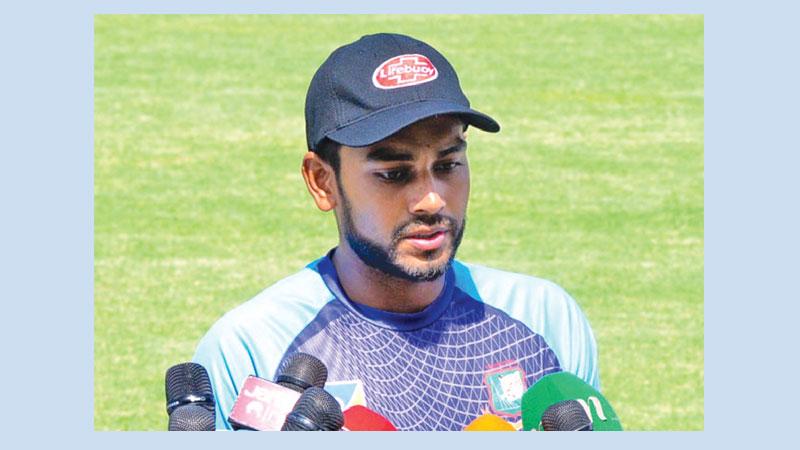 Mehidy keeps Tigers ahead of Afghanistan in upcoming Test