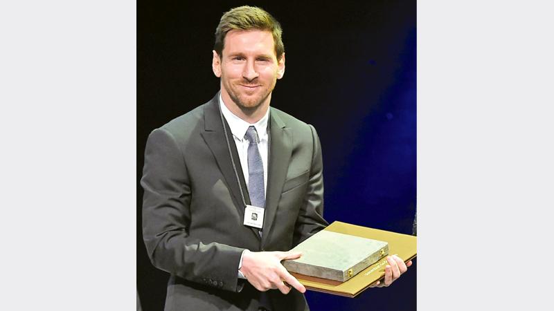 Messi, Aguero in Argentina Copa America squad