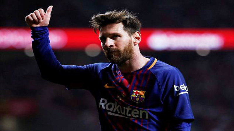 Messi goes past Cristiano to emerge world's highest-paid athlete