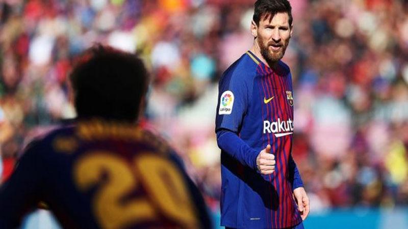 Lionel Messi 'the 100m euro man'