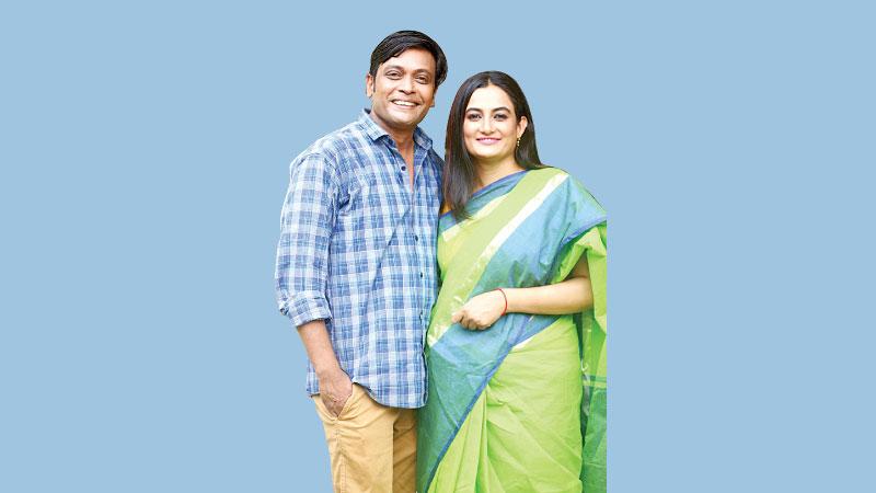 Milon, Aparna in Eid special 'Chini Baba'