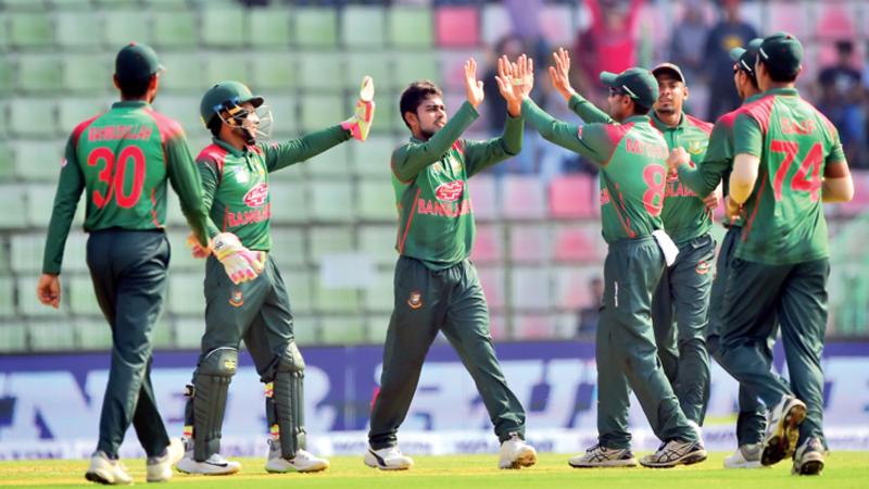 Miraj bemuses WI batsmen again