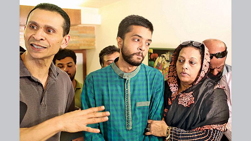 Missing nephew of Sohel Taj rescued in Mymensingh