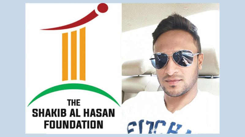 Shakib launches charity foundation for coronavirus-hit people