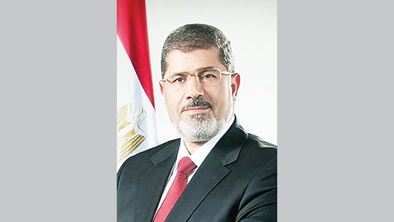 Egypt's ousted president Morsi dies during trial